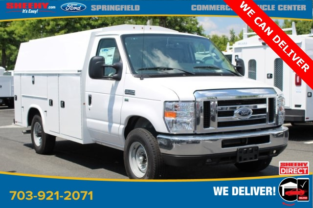 2019 E-350 4x2, Knapheide Service Utility Van #GC35208 - photo 1
