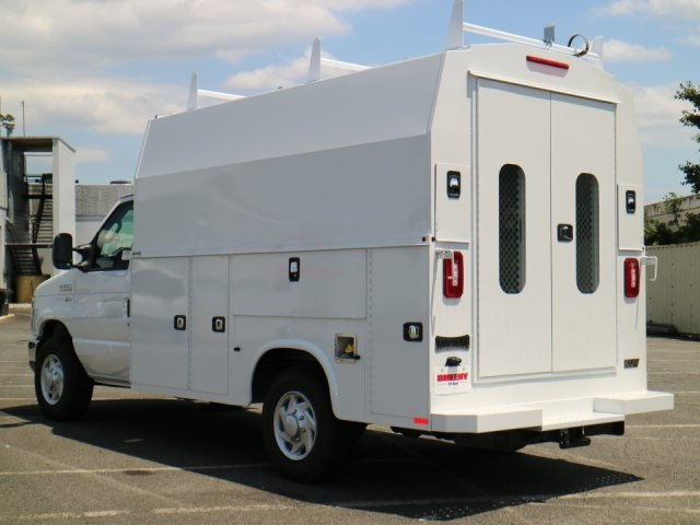 2018 E-350 4x2,  Knapheide Service Utility Van #GC36851 - photo 4