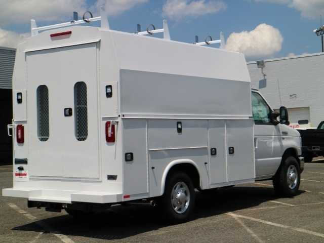 2018 E-350 4x2,  Knapheide Service Utility Van #GC36851 - photo 2