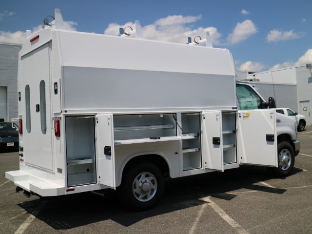 2018 E-350 4x2,  Knapheide Service Utility Van #GC36851 - photo 3