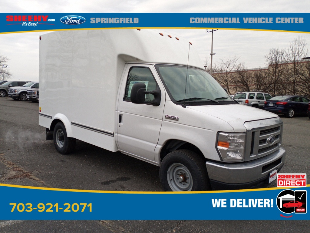 2021 Ford E-350 4x2, Unicell Cutaway Van #GC37207 - photo 1