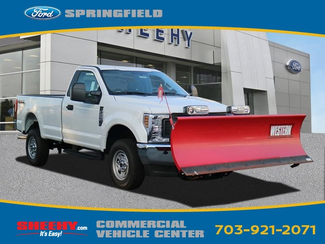 2018 F-250 Regular Cab 4x4,  Pickup #GC37221 - photo 1
