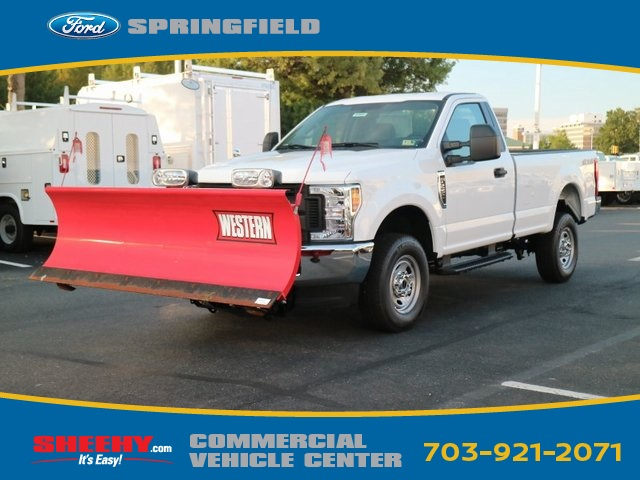 2018 F-250 Regular Cab 4x4,  Pickup #GC37221 - photo 3