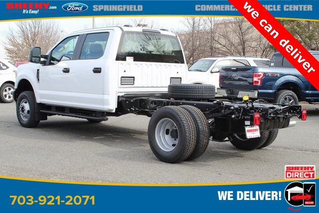 2020 Ford F-350 Crew Cab DRW 4x4, Cab Chassis #GC38008 - photo 4