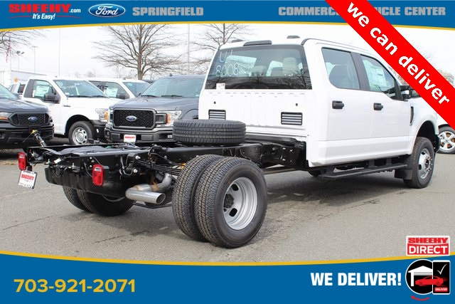 2020 F-350 Crew Cab DRW 4x4, Cab Chassis #GC38008 - photo 1