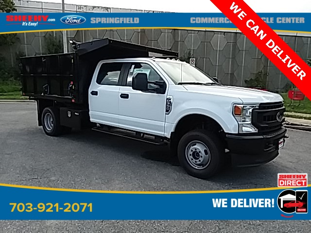 2020 F-350 Crew Cab DRW 4x4, Cab Chassis #GC38009 - photo 3