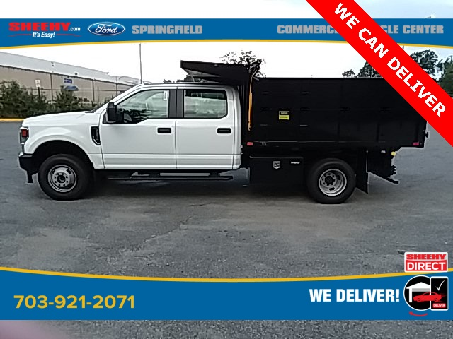 2020 F-350 Crew Cab DRW 4x4, Cab Chassis #GC38009 - photo 8