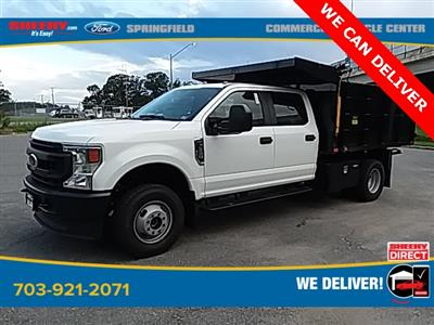 2020 F-350 Crew Cab DRW 4x4, Cab Chassis #GC38009 - photo 1
