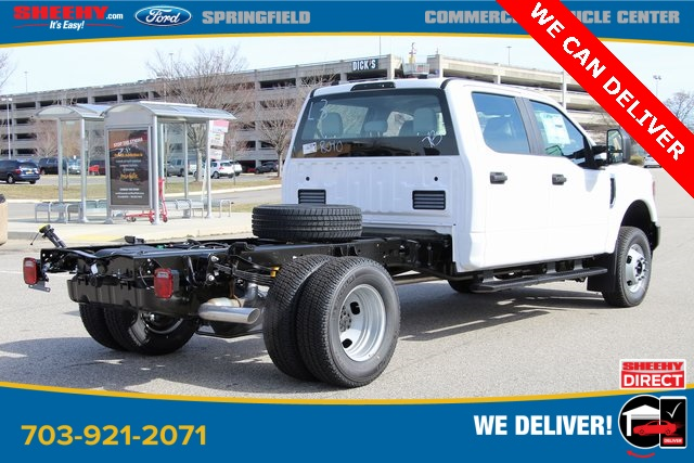 2020 Ford F-350 Crew Cab DRW 4x4, Cab Chassis #GC38010 - photo 2