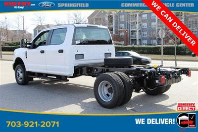 2020 Ford F-350 Crew Cab DRW 4x4, Cab Chassis #GC38010 - photo 4