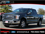 2018 F-150 SuperCrew Cab 4x4, Pickup #GC38612 - photo 1