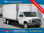 2018 E-450 4x2,  Morgan Parcel Aluminum Cutaway Van #GC40210 - photo 1
