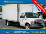 2018 E-450 4x2,  Morgan Parcel Aluminum Cutaway Van #GC40210 - photo 28