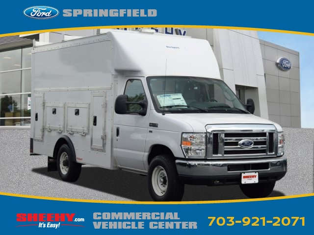 2018 E-350 4x2,  Rockport Workport Service Utility Van #GC41200 - photo 1