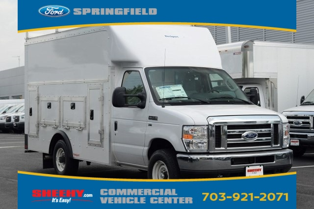 2018 E-350 4x2,  Rockport Workport Service Utility Van #GC41200 - photo 30