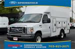 2018 E-350 4x2,  Rockport Workport Service Utility Van #GC41200 - photo 4