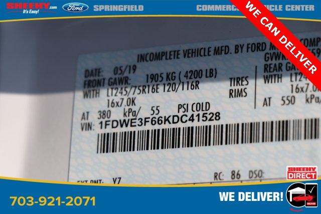 2019 Ford E-350 4x2, Reading Aluminum CSV Service Utility Van #GC41528 - photo 21