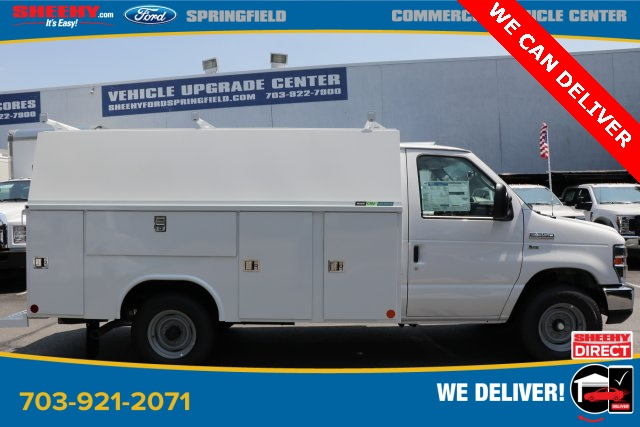 2019 E-350 4x2, Reading Aluminum CSV Service Utility Van #GC41528 - photo 6