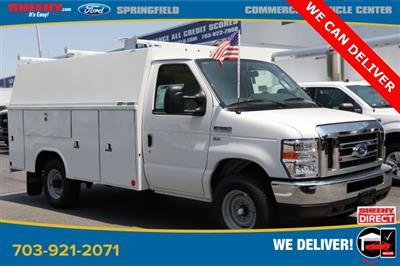 2019 E-350 4x2,  Reading Aluminum CSV Service Utility Van #GC41528 - photo 1