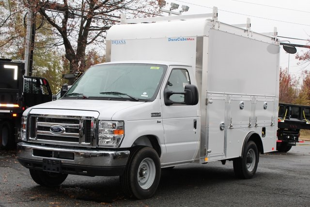 2019 E-350 4x2, Dejana DuraCube Max Service Utility Van #GC41548 - photo 1