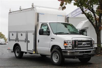 2019 E-350 4x2, Dejana DuraCube Max Service Utility Van #GC41548 - photo 4