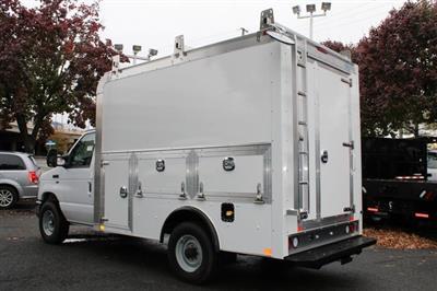 2019 E-350 4x2, Dejana DuraCube Max Service Utility Van #GC41548 - photo 2