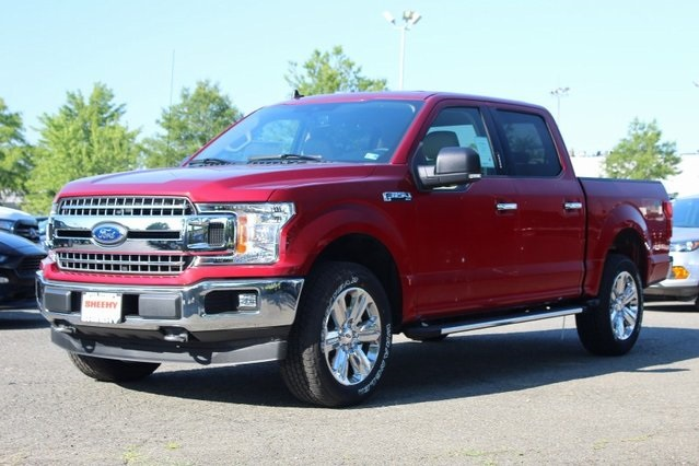 2019 F-150 SuperCrew Cab 4x4,  Pickup #GC41576 - photo 3