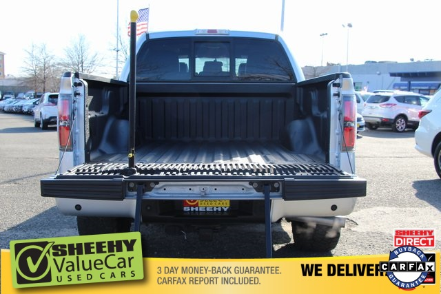 2013 F-150 SuperCrew Cab 4x4, Pickup #GP9092 - photo 15