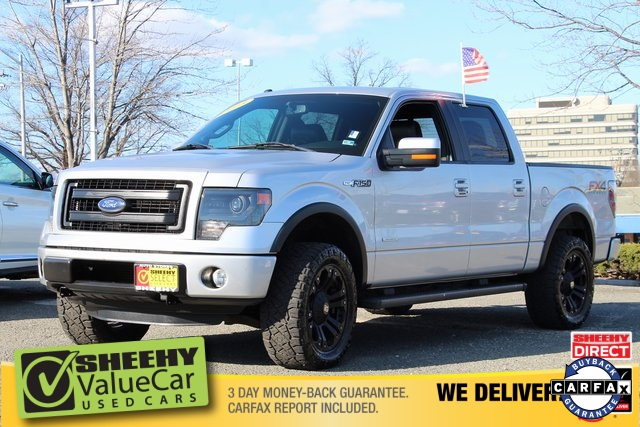 2013 F-150 SuperCrew Cab 4x4, Pickup #GP9092 - photo 1