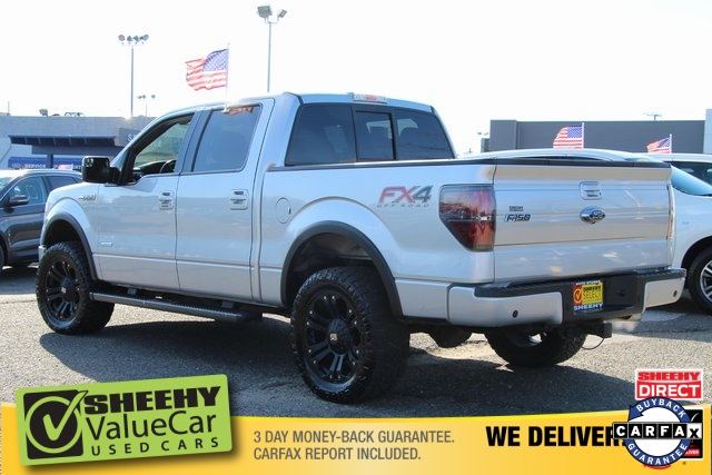 2013 F-150 SuperCrew Cab 4x4, Pickup #GP9092 - photo 2