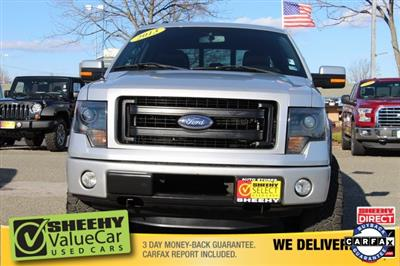 2013 F-150 SuperCrew Cab 4x4, Pickup #GP9092 - photo 5