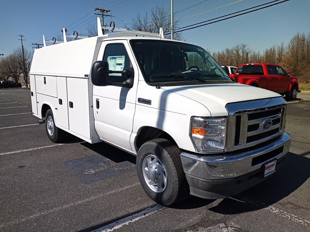 2021 Ford E-350 4x2, Knapheide KUV Service Utility Van #GC41800 - photo 1