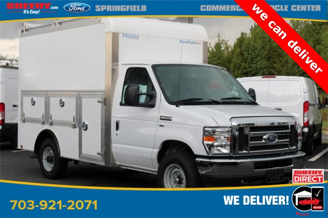 2019 E-350 4x2, Dejana Service Utility Van #GC42655 - photo 1