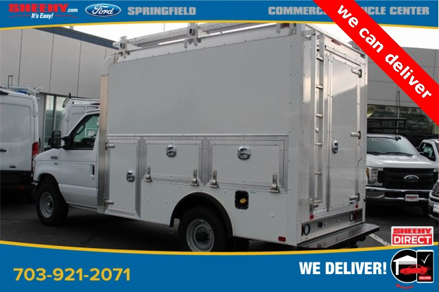 2019 E-350 4x2, Dejana DuraCube Max Service Utility Van #GC42655 - photo 4