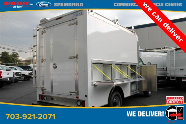 2019 E-350 4x2,  Dejana DuraCube Max Service Utility Van #GC42655 - photo 5