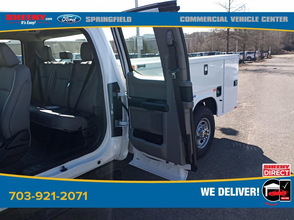 2021 Ford F-350 Super Cab 4x4, Knapheide Steel Service Body #GC42740 - photo 17