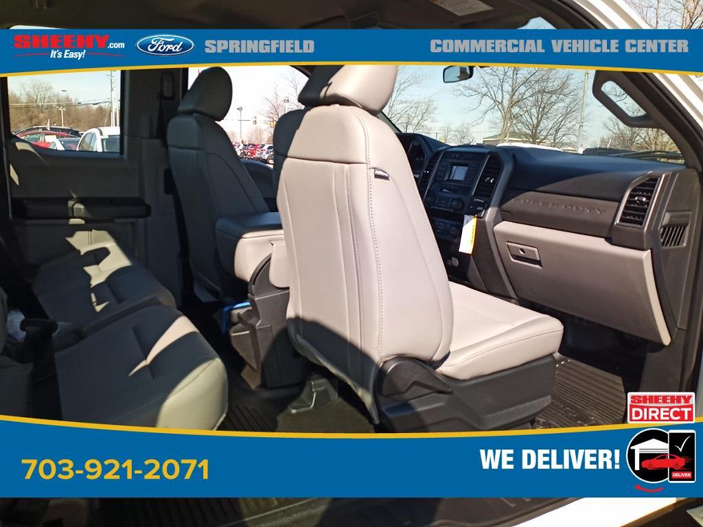 2021 Ford F-350 Super Cab 4x4, Knapheide Steel Service Body #GC42740 - photo 29