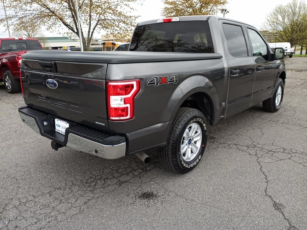 2019 Ford F-150 SuperCrew Cab 4x4, Pickup #GC46400A - photo 2