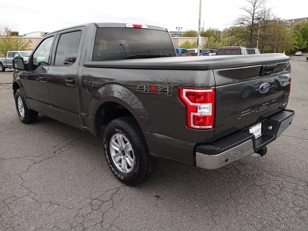 2019 Ford F-150 SuperCrew Cab 4x4, Pickup #GC46400A - photo 4