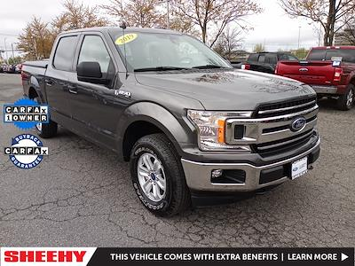 2019 Ford F-150 SuperCrew Cab 4x4, Pickup #GC46400A - photo 1