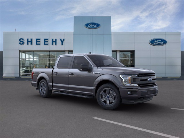 2020 Ford F-150 SuperCrew Cab 4x4, Pickup #GC46783 - photo 1