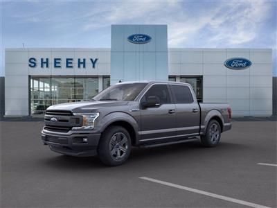 2020 Ford F-150 SuperCrew Cab 4x4, Pickup #GC46783 - photo 4