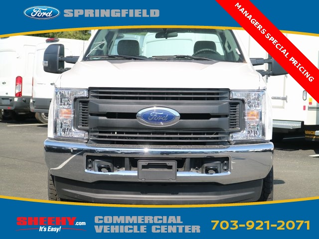 2018 F-350 Regular Cab 4x4,  Knapheide Service Body #GC49004 - photo 3