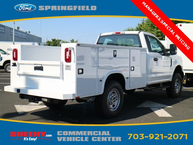 2018 F-350 Regular Cab 4x4,  Knapheide Service Body #GC49004 - photo 6