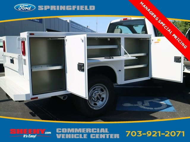 2018 F-350 Regular Cab 4x4,  Knapheide Service Body #GC49004 - photo 9