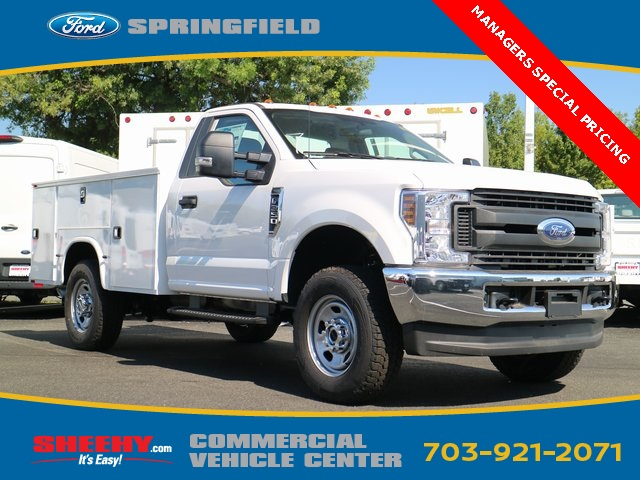 2018 F-350 Regular Cab 4x4,  Knapheide Service Body #GC49004 - photo 17