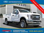 2018 F-350 Regular Cab 4x4,  Knapheide Service Body #GC49004 - photo 1