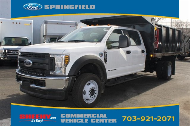 2018 F-450 Crew Cab DRW 4x4,  Cab Chassis #GC53954 - photo 1