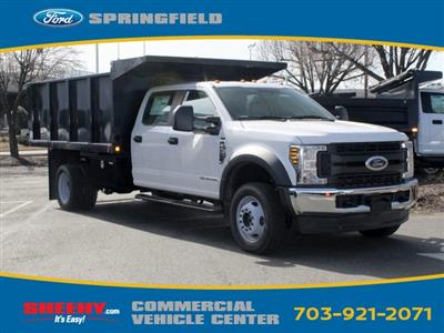 2018 F-450 Crew Cab DRW 4x4,  Cab Chassis #GC53954 - photo 3