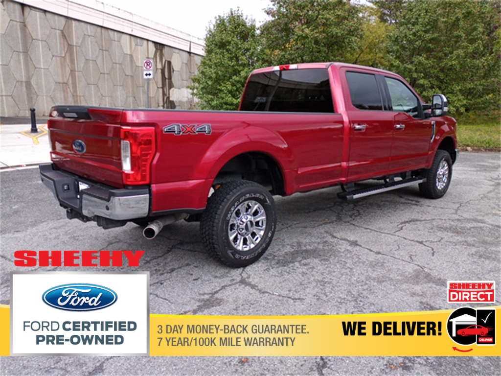 2019 Ford F-250 Crew Cab 4x4, Pickup #GP9277Z - photo 2